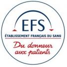 logo établissement français du don du sang