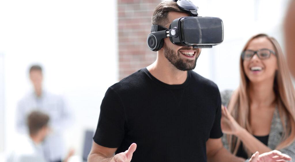 Animations digitales en événementiel VR